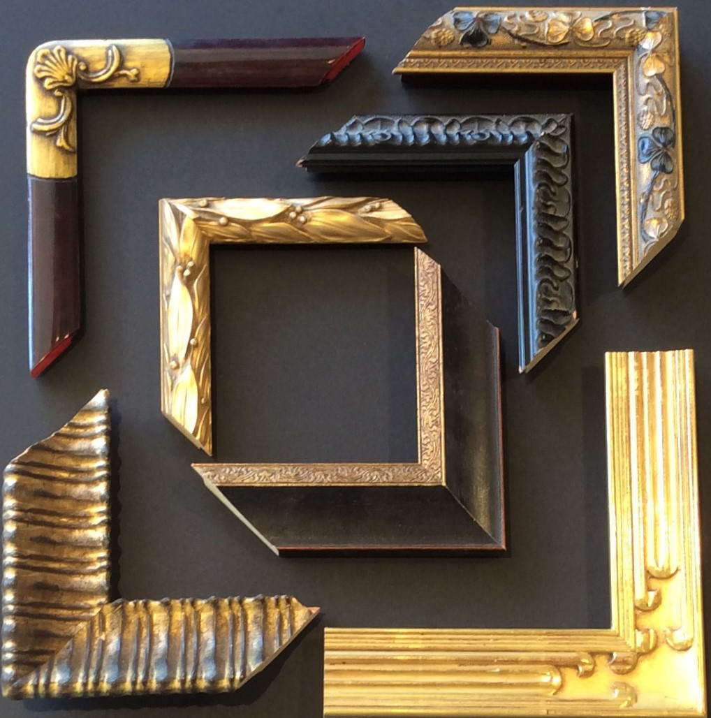 we invite you to stop by one of our three locations to browse options for custom wood frames or give us a call at 323 655 1296 and request a quote on
