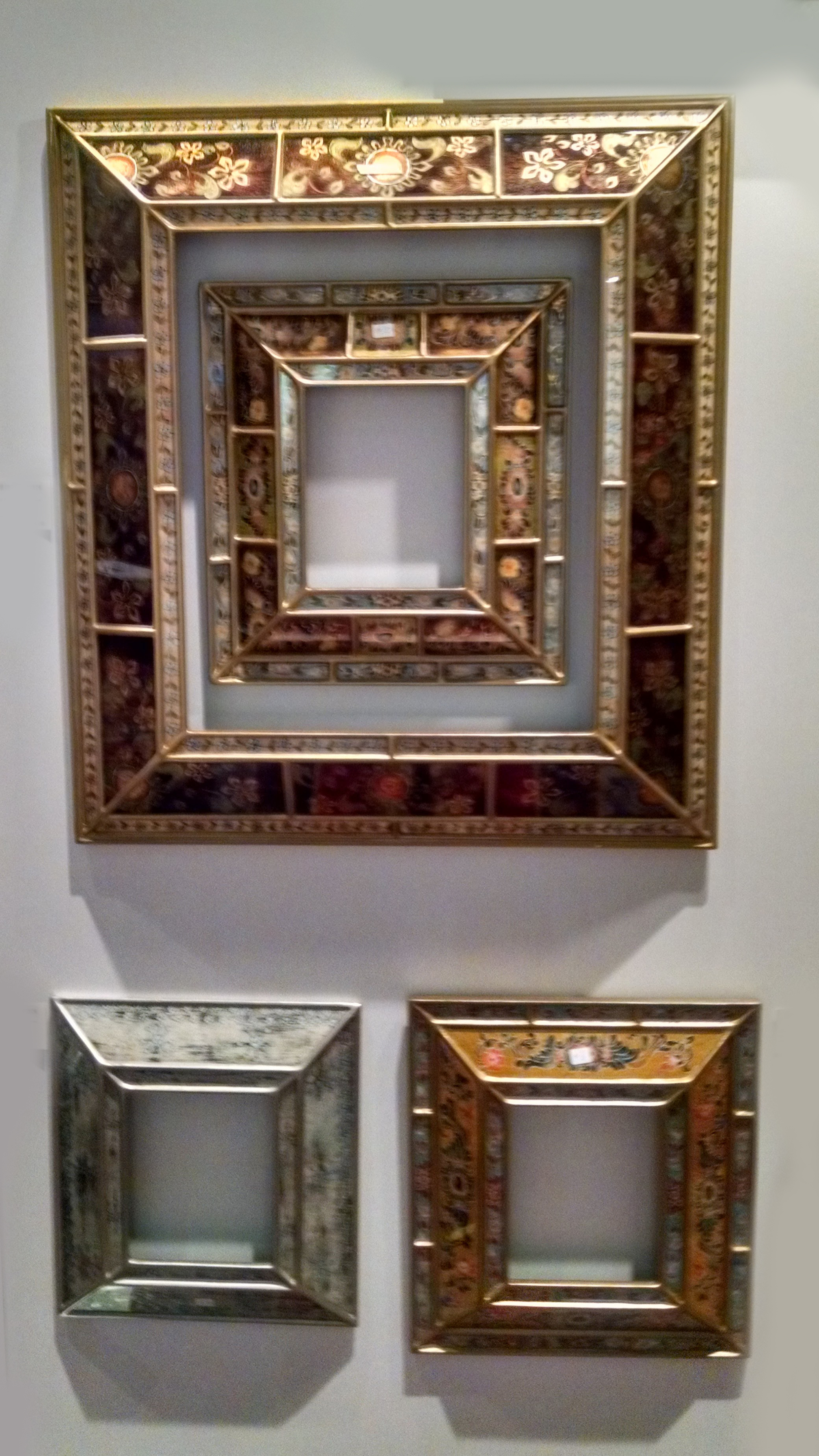 come to one of our three frame shops and let our experienced and knowledgeable staff help you pick out the right readymade wall frames for your needs and