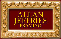 Allan Jeffries Framing Logo Alternative